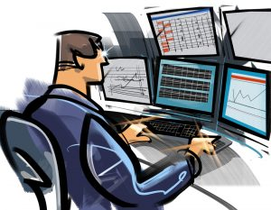 a day trader